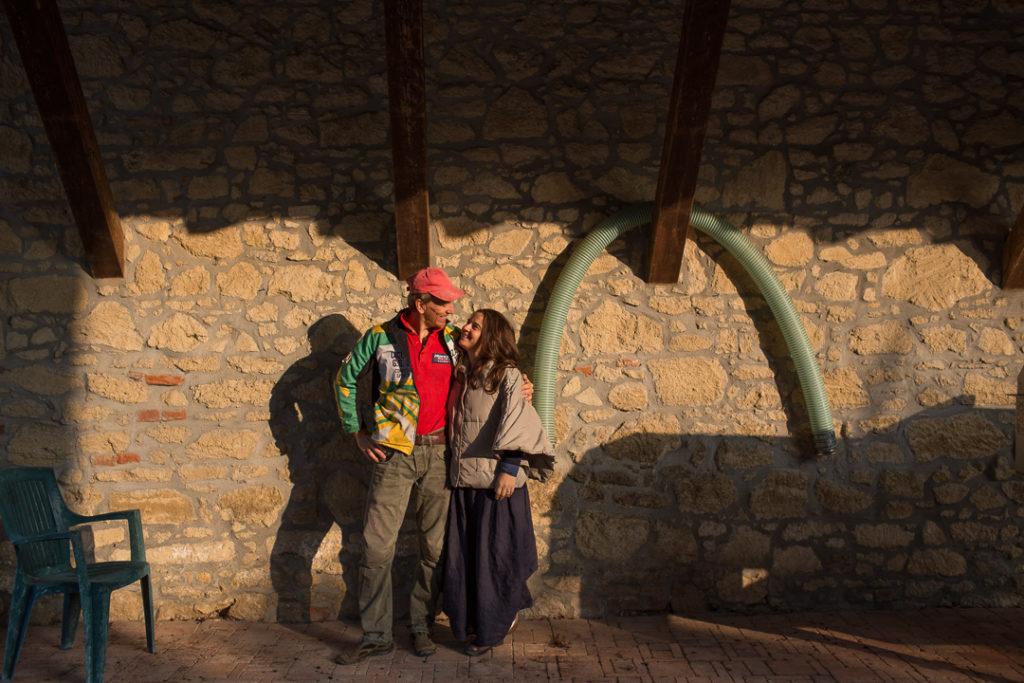 Ca del Bric - vini piemontesi - Beppe Ravera ed Erika Delli Santi
