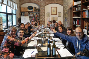 visite in cantina Cà del Bric - Vini biologici del Piemonte