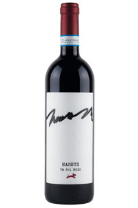MANSUR red wine Ca del Bric