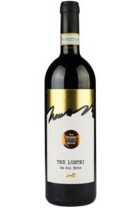 TRE LUSTRI red wine Ca del Bric